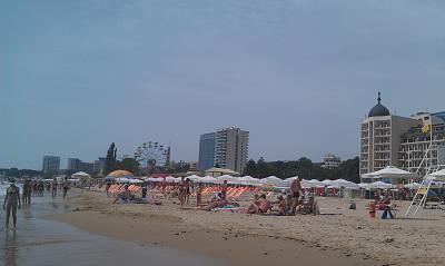 Нажмите на изображение для увеличения Название: Золотые пески - пляж и море.jpg Просмотров: 93 Размер:94.1 Кб ID:135