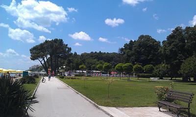 Нажмите на изображение для увеличения Название: Отель Riviera в Болгарии - парк.jpg Просмотров: 80 Размер:96.2 Кб ID:138