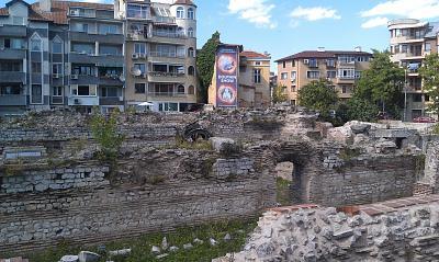 Нажмите на изображение для увеличения Название: Римские термы в Варне.jpg Просмотров: 92 Размер:100.7 Кб ID:142