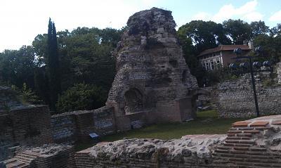 Нажмите на изображение для увеличения Название: Римская башня в Варне.jpg Просмотров: 91 Размер:96.3 Кб ID:143